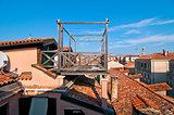 Venice Italy altana terrace