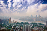 Chongqing, China Skyline
