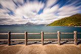 Lake Shikotsu, Japan