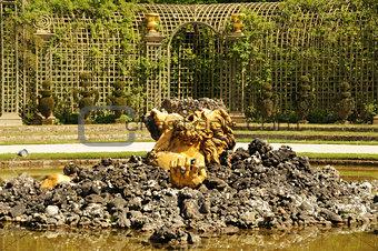 Fountain of Zeus