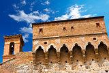 Porta San Giovanni - San Gimignano Italy