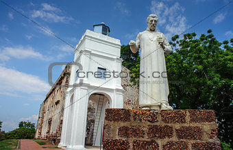 0013-St Paul church, Malacca heritage city