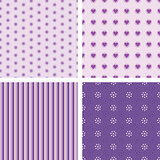 set of nice simple patterns