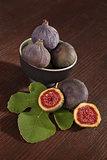 Delicious figs.
