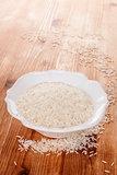 Rice still life.