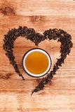 I love tea.