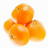 Tasty Sweet Tangerine Orange Mandarin Fruit