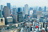 osaka city downtown