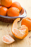 tangerines fruits