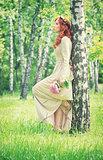 Fashionable bridal style