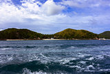 Koh Larn Island.