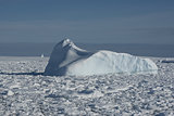 Iceberg in the Southern Ocean - 4.