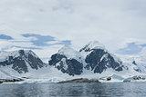 Mountains of Antarctica - 1.