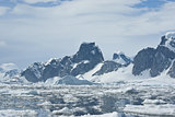 Mountains of Antarctica - 2.
