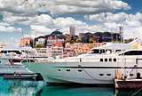 Port Le Vieux of Cannes, France
