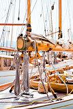Yacht rigging