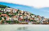 View of Alanya city. Turkey