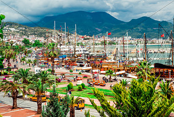 Alanya Cruise Port