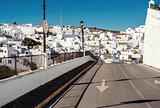 Vejer de la Frontera. Costa de la Luz, Spain
