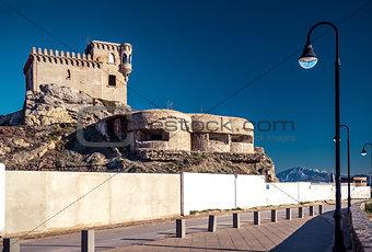 Castillo de Santa Catalina. Tarifa, Spain