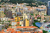 View of the Principality of Monaco