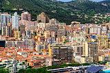 Typical architecture of Monaco