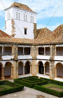 """""""Nossa senhora da Assumpcao"""" convent in Faro, Algarve, Portugal"""