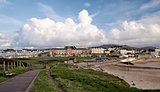 Evening Bundoran panorama