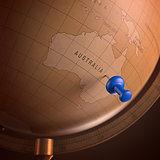 Australia Marked