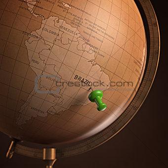 Brazil Marked