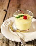 Zabaione - italian alcoholic dessert