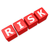Risk red puzzle