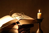 Books And Candle