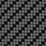 Design seamless monochrome decorative pattern