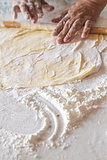 Preparation of Dough for Baklava