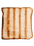 slice of toast bread