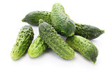 gherkin, garden fresh cucumber