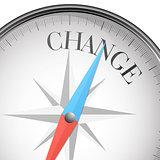 compass change