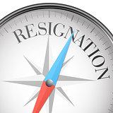 compass Resignation
