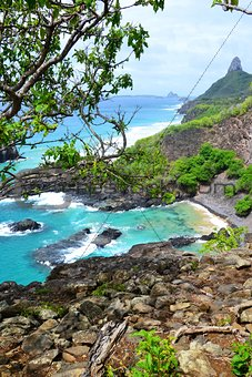 beach of Fernando de Noronha
