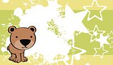 teddy bear cute baby cartoon background