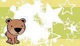 teddy bear cute baby cartoon background