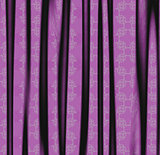 Violet fabric texture