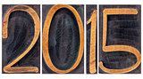 year 2015  in wood type