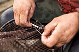 Fishing Net Repair