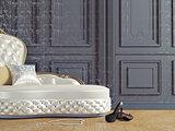 the vintage sofa