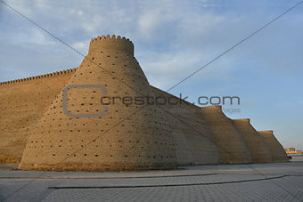 fortress Ark of Bukhara