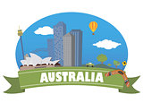 Australia. Tourism and travel
