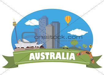 Australia. Tourism and travel