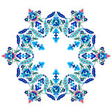 Ottoman motifs design series seventy